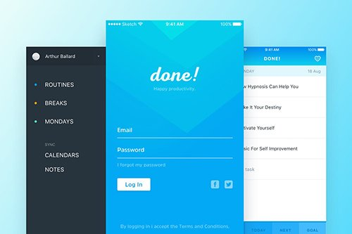 Done - Todo App Template