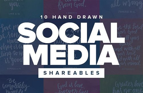 Colorful Social Media Shareables - CM 1344327
