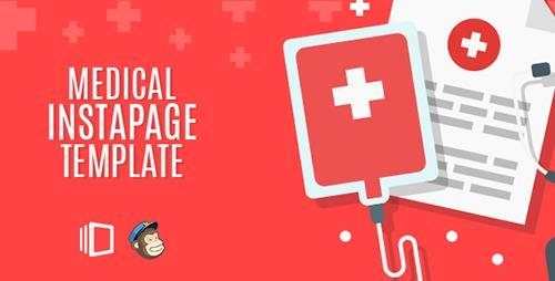 ThemeForest - Medical v1.0 - Instapage Template - 19359578