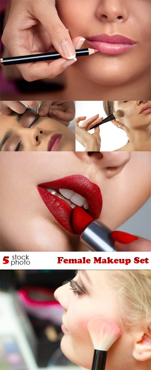 Photos - Female Makeup Set