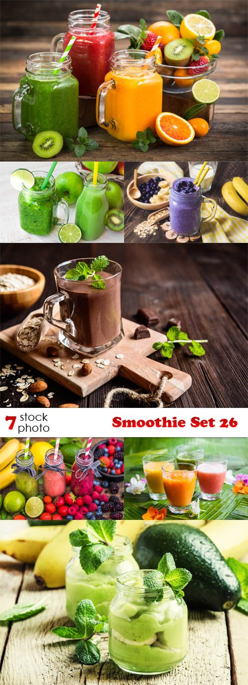Photos - Smoothie Set 26