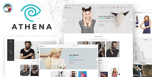 ThemeForest - Athena v1.0 - With 15 + Homepages Responsive Prestashop Theme (Update: 5 January 17) - 18499183