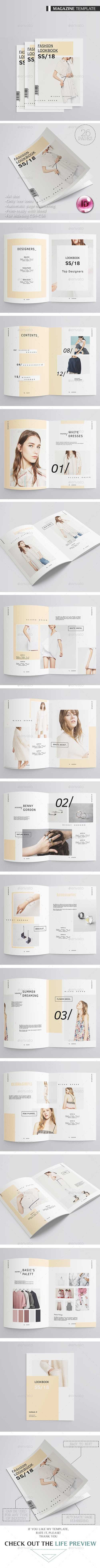 Fashion Lookbook 26 pages 17099666