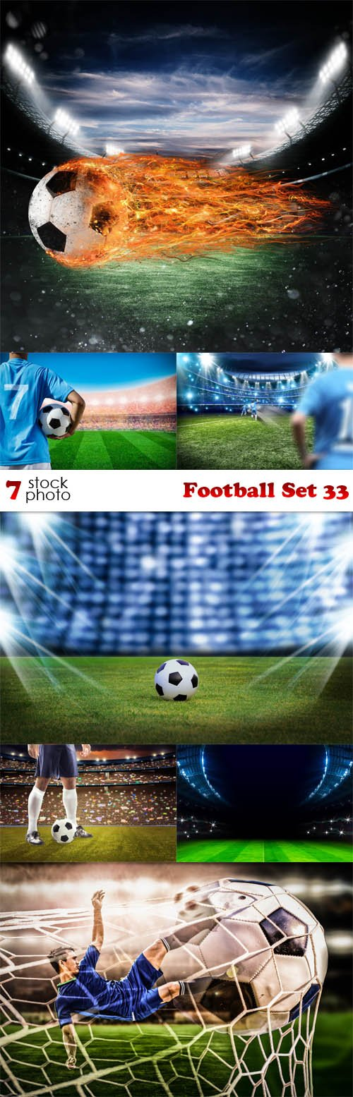 Photos - Football Set 33
