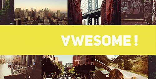 Dynamic Urban Opener 19588104 - Project for After Effects (Videohive)