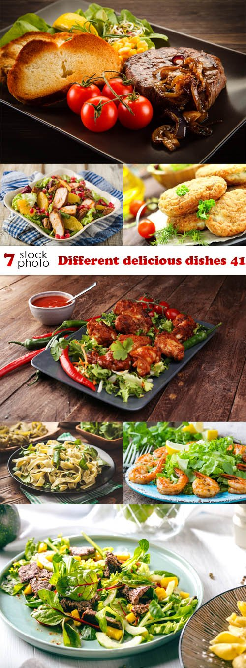 Photos - Different delicious dishes 41