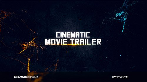 Movie Trailer 19622530 - Project for After Effects (Videohive)