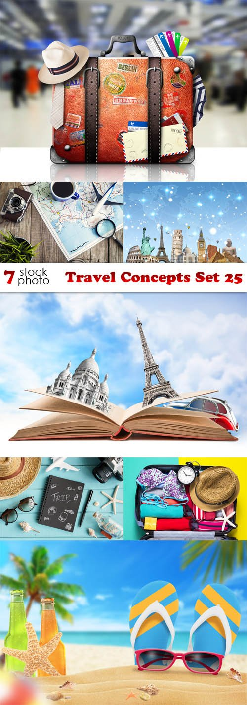Photos - Travel Concepts Set 25