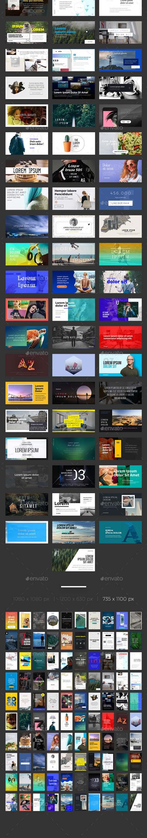 GR - ALIUM Social Media Pack FULL 19727784