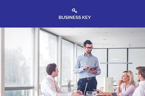 Business Key - Adobe Muse Template - CM 552121