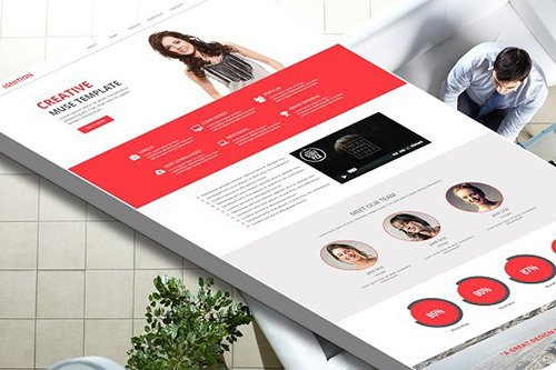 Ignition Muse Template - CM 497277
