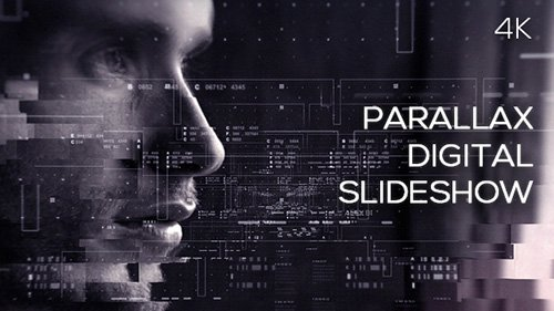 Parallax Digital Slideshow - Project for After Effects (Videohive)