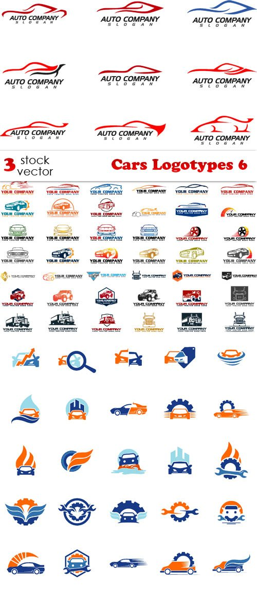 Vectors - Cars Logotypes 6