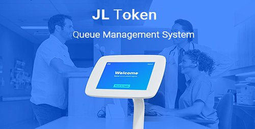 CodeCanyon - JL Token v2.1.0 - Queue Management System - 17327499
