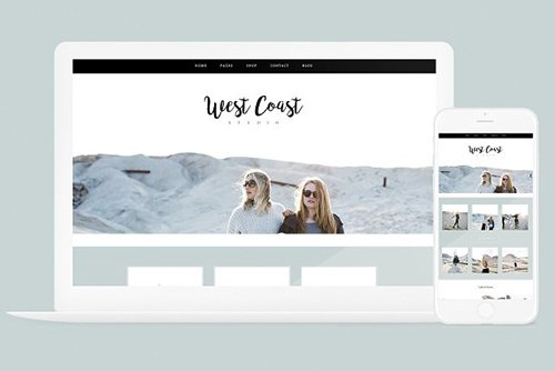 WP Theme + Brand Kit - West Coast v2.2.2 - CM 1429465