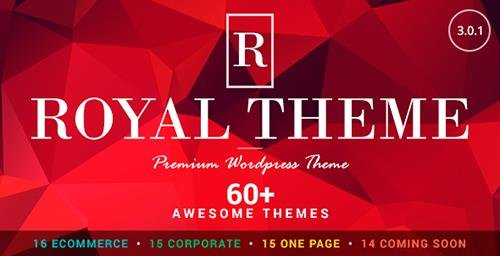 ThemeForest - Royal v3.0.1 - Multi-Purpose WordPress Theme - 8611976