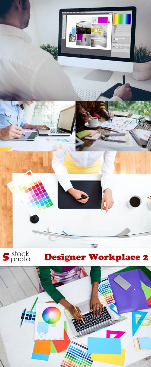 Photos - Designer Workplace 2