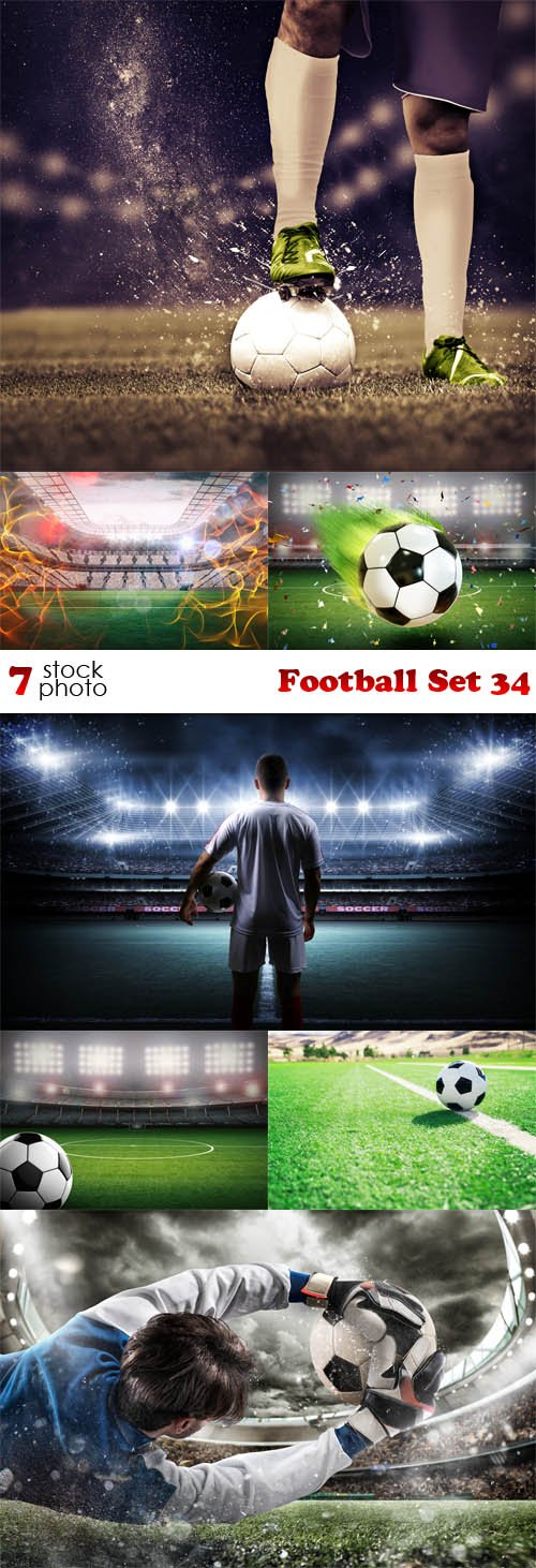 Photos - Football Set 34