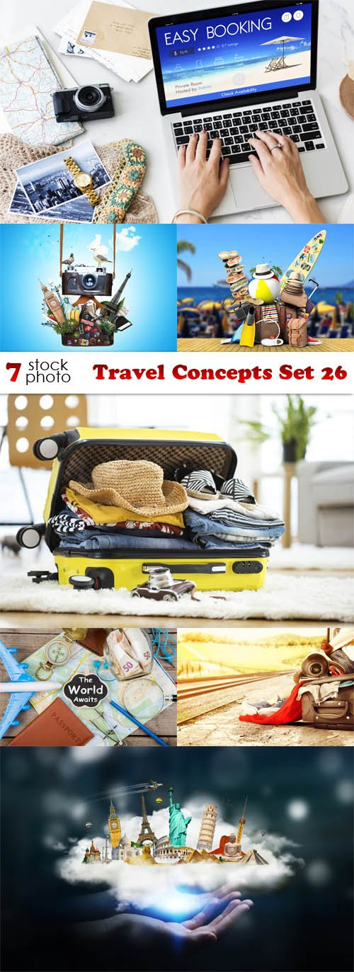 Photos - Travel Concepts Set 26