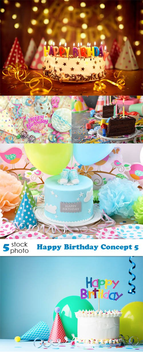 Photos - Happy Birthday Concept 5