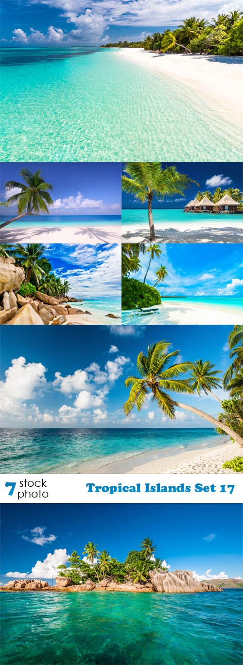 Photos - Tropical Islands Set 17