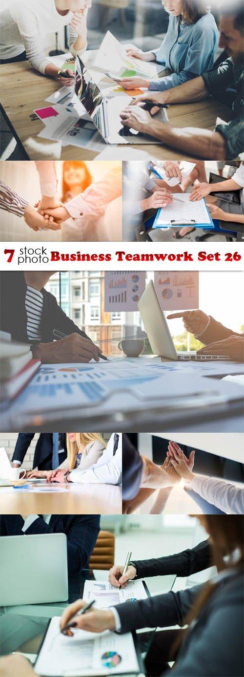 Photos - Business Teamwork Set 26