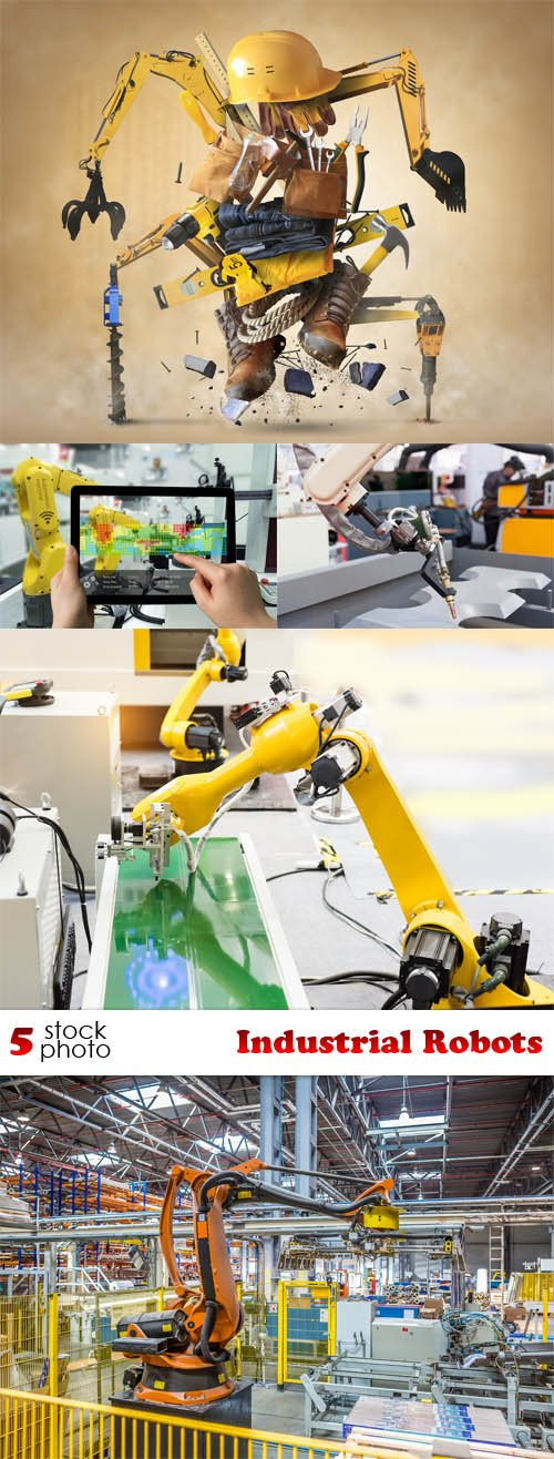 Photos - Industrial Robots