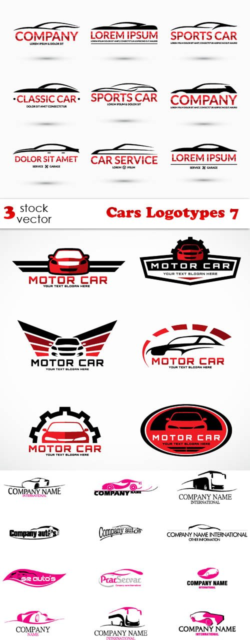 Vectors - Cars Logotypes 7