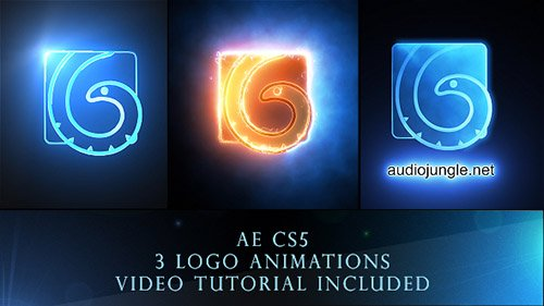Cinematic Light Logo Reveal Pack - Project for After Effects (Videohive)