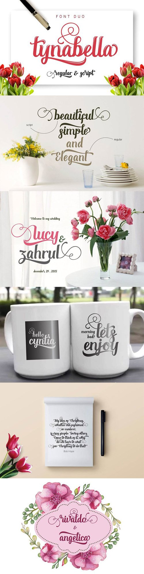 Tynabella Font Duo 458316