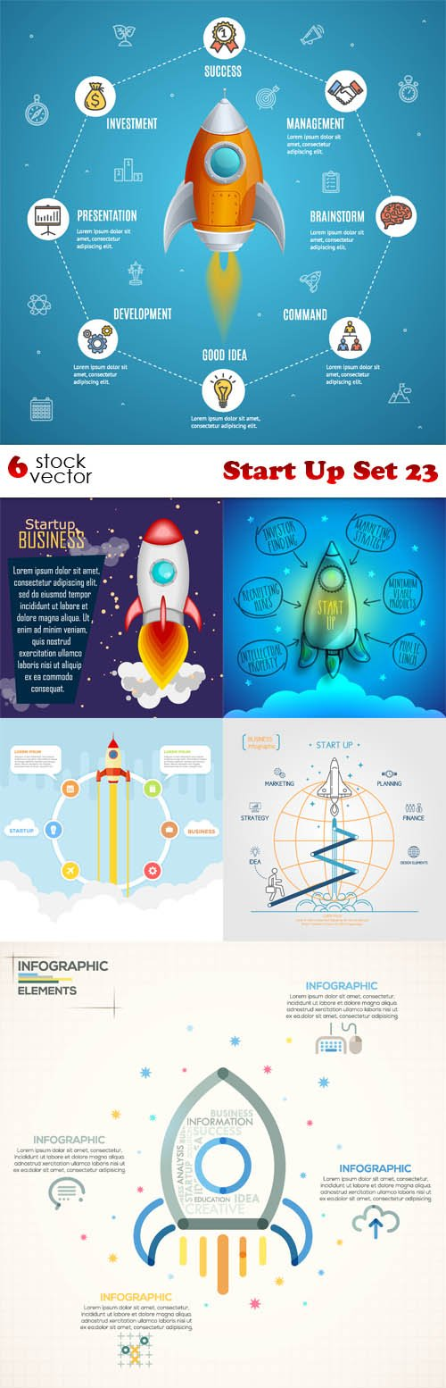 Vectors - Start Up Set 23
