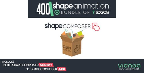 Shape Composer - After Effects Scripts (Videohive)