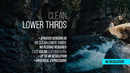 Lower Thirds 13708151 - Project for After Effects (Videohive)
