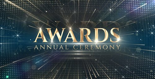 Awards Ceremony 19633593 - Project for After Effects (Videohive)
