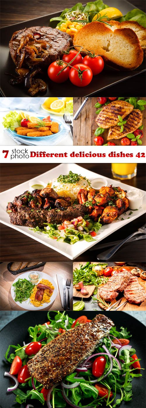 Photos - Different delicious dishes 42