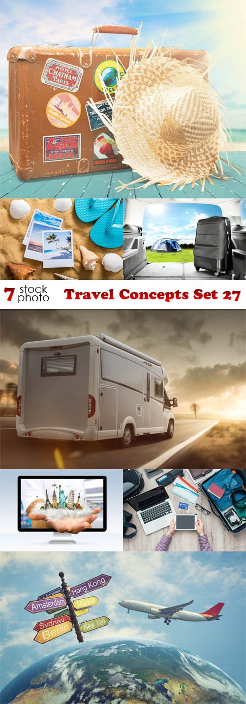 Photos - Travel Concepts Set 27