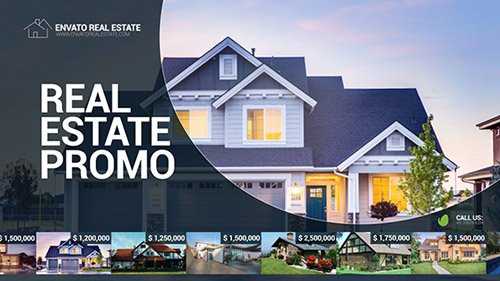 Real Estate Promo 19563402 - Project for After Effects (Videohive)