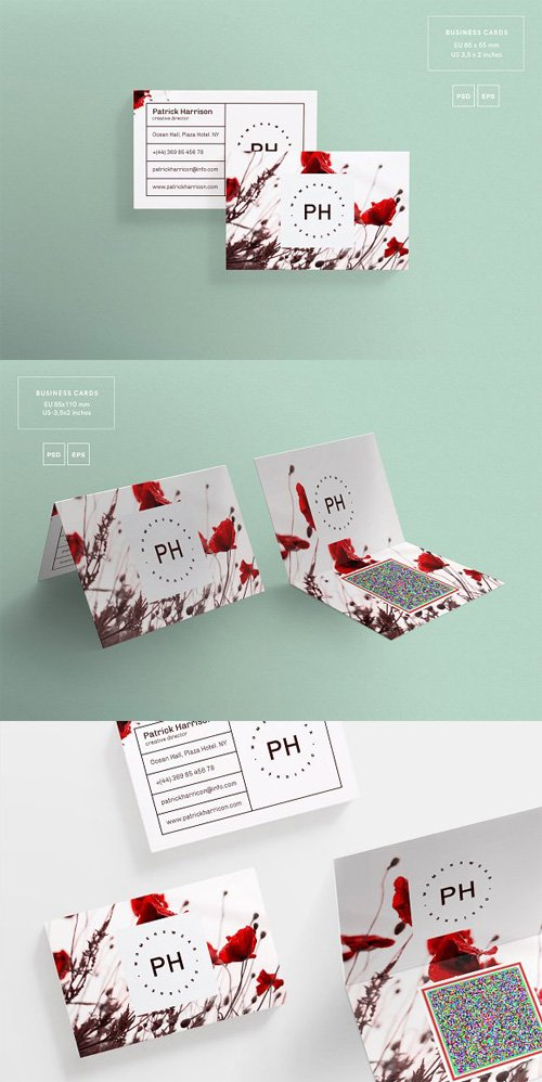 Business Cards | Fashion & Style 1473869