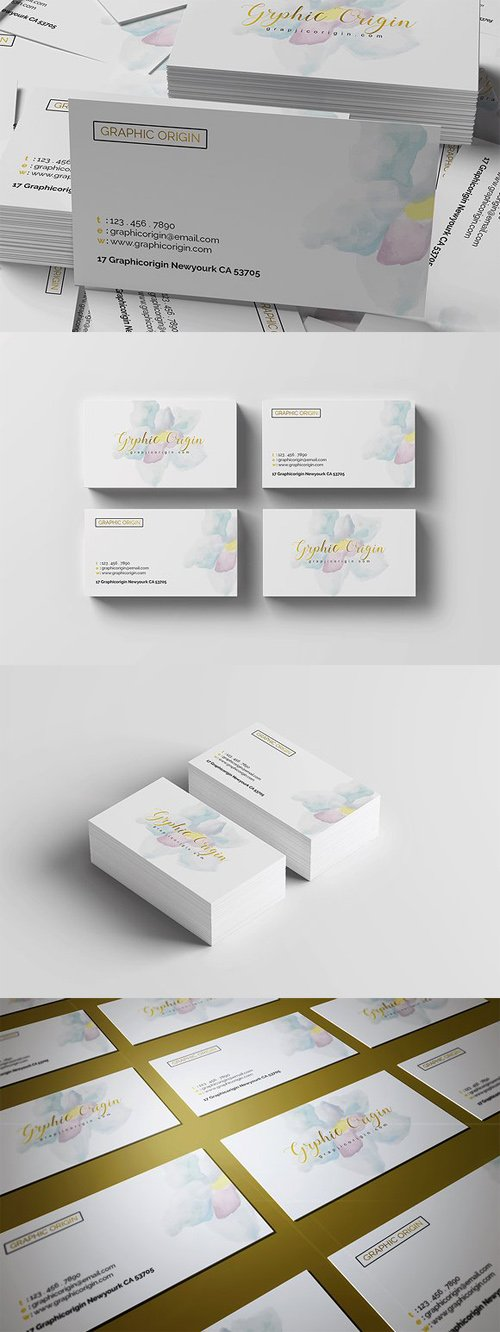 Creative Business Card 1478993