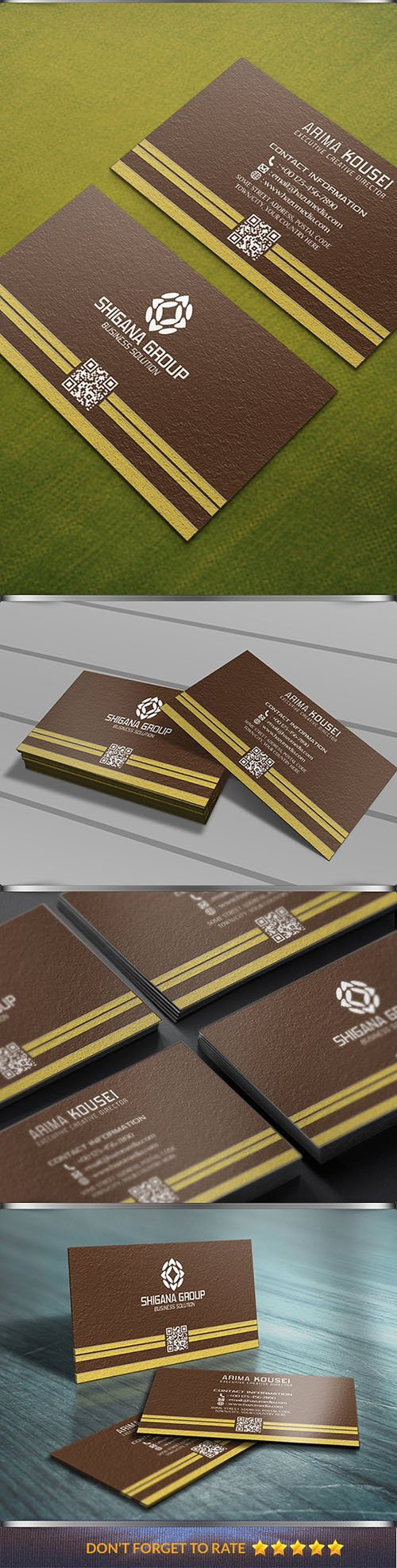 Corporate Business Card Vol. 2 1477094