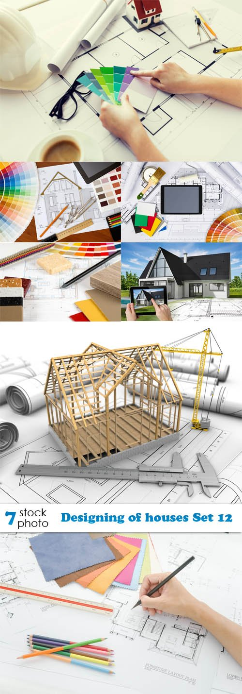 Photos - Designing of houses Set 12