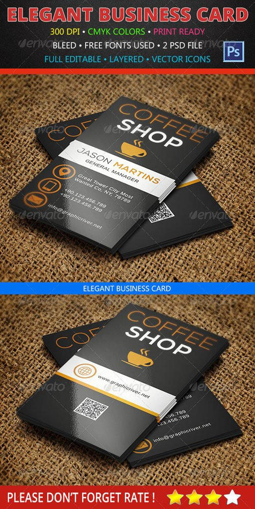 Coffee Business Card 137 6236872
