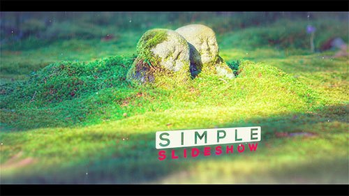 Simple Slideshow 19821820 - Project for After Effects (Videohive)