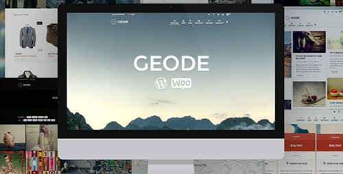 ThemeForest - Geode v1.8.1 - Elegant eCommerce Multipurpose Theme - 8181066