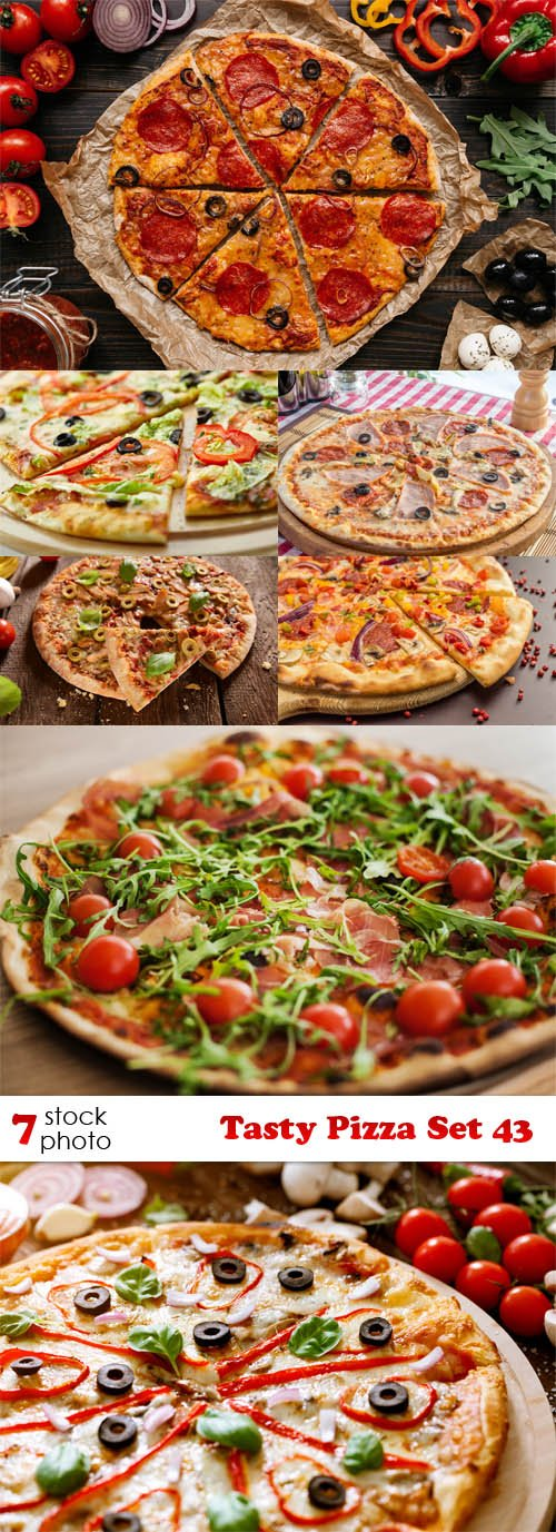 Photos - Tasty Pizza Set 43