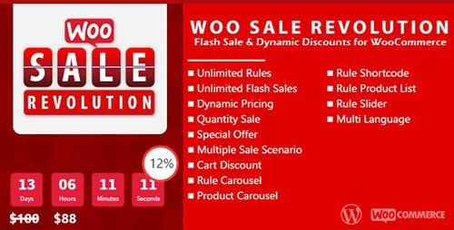 Codecanyon woo sale revolution v3 0 flash sale dynamic for Designer flash sale sites