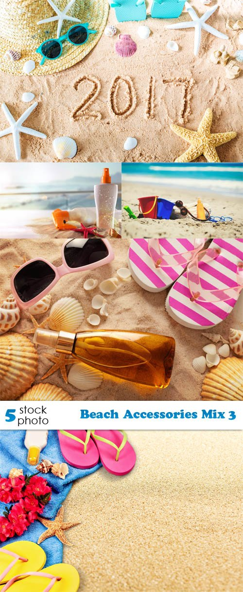 Photos - Beach Accessories Mix 3