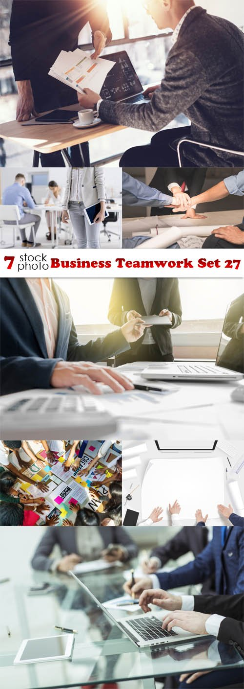Photos - Business Teamwork Set 27