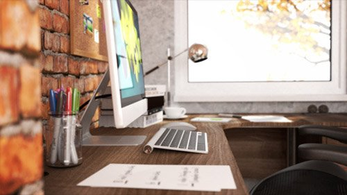 Creative Desk 11553474 - Project for After Effects (Videohive)