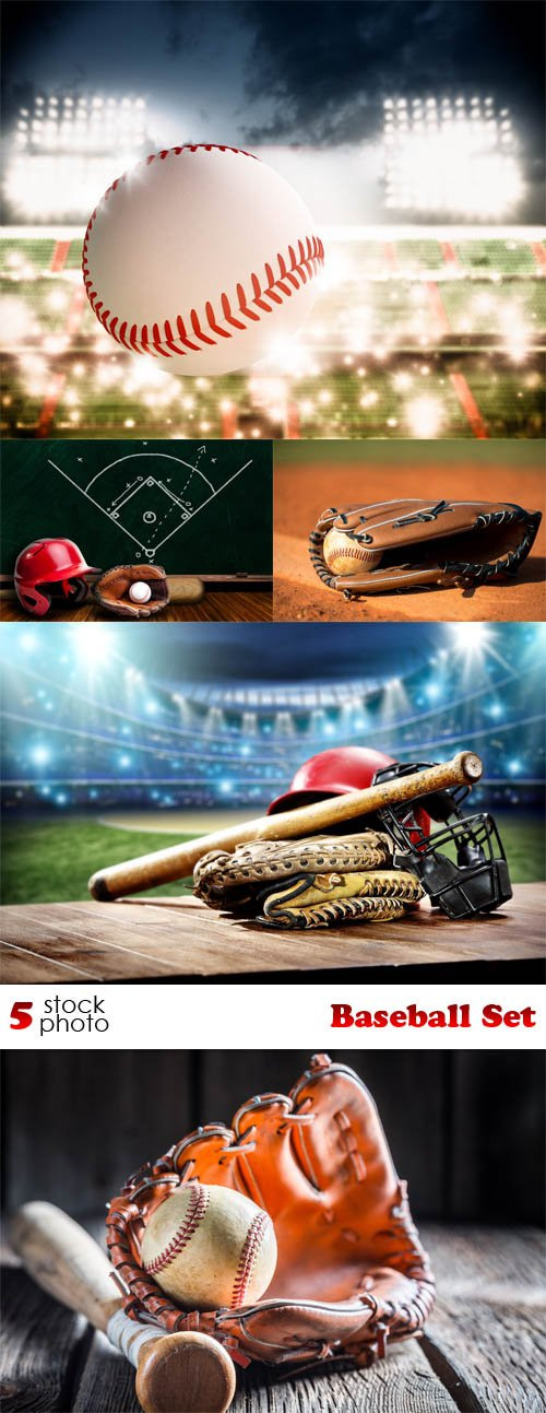 Photos - Baseball Set
